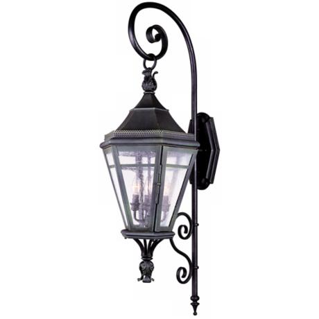 "Morgan Hill 46"" High Outdoor Wall Light"
