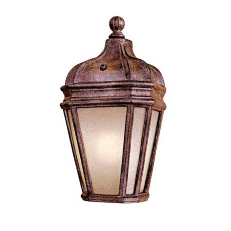 "Harrison 18 3/4"" Outdoor Scavo Glass Light"