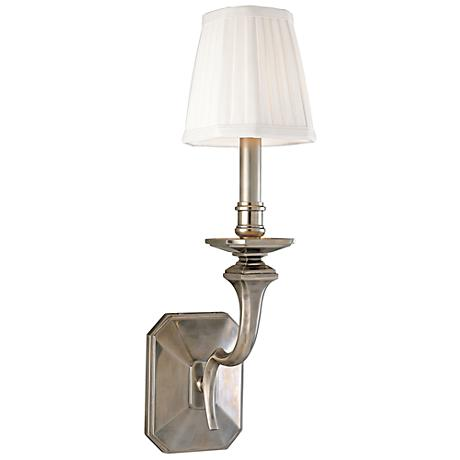 "Arlington Old Nickel 18"" High Wall Sconce"
