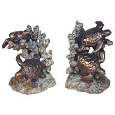 Sea Turtles Bookends
