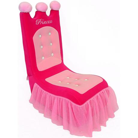 Princess Upholstered Children's Chair