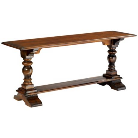 "Trentino 72"" Wide Console Table"