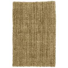 Natural Chunky Loop Jute Area Rug