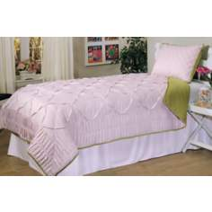 Kathy Ireland Princess Pearl Twin Bedding Set