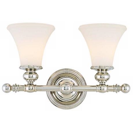 "Weston Collection 16"" Wide Wall Light"