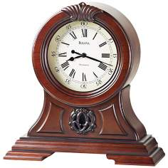 Bulova Marlborough Mantle Clock