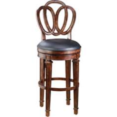 "Hillsdale Dover Swivel 27"" High Counter Stool"
