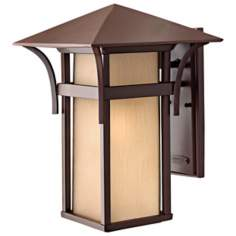 "Hinkley Harbor Collection 16 1/4"" High Outdoor Wall Light"