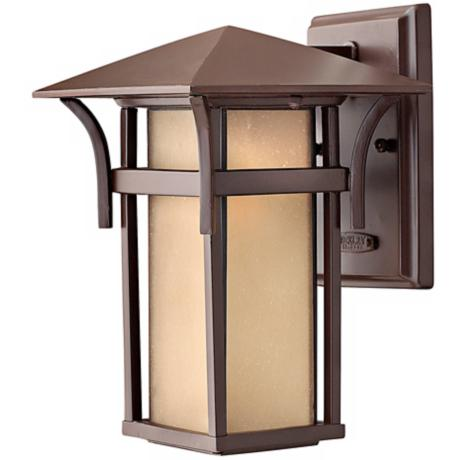 "Hinkley Harbor Collection 10 1/2"" High Outdoor Wall Light"