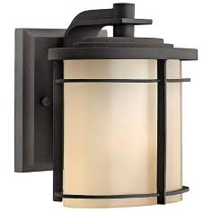 "Hinkley Ledgewood 7 1/4"" High Outdoor Pocket Wall Light"