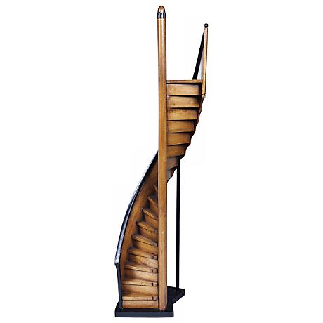 "Lighthouse Steps 24"" High Replica Architectural Model"