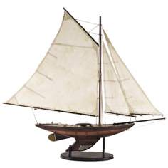 Small Ironsides Replica-Model Yacht