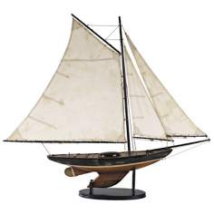 Newport Sloop Replica-Model Sailboat