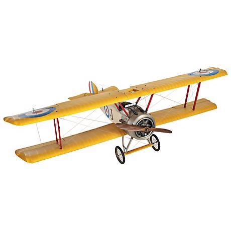 Large Sopwith Camel Replica-Model Airplane