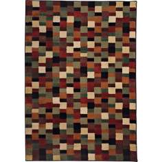 Fresh Oxygen Multicolor Indoor-Outdoor Area Rug