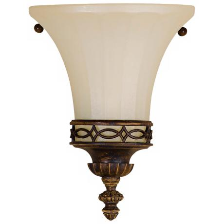 "Edwardian 8"" High Wall Sconce"