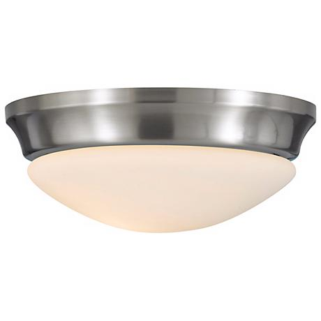 "Feiss Barrington 10"" Diameter Flushmount Ceiling Fixture"