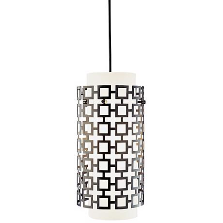 Jonathan Adler Parker Collection Bronze Pendant Light