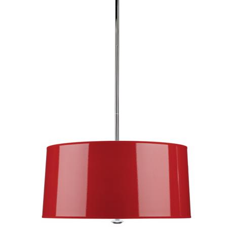 Red Penelope Pendant Light