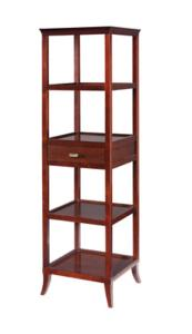 Etagere and shelving at LAMPS PLUS