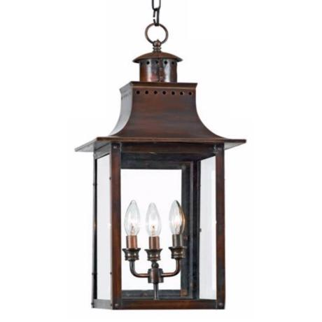 "Chalmers Collection 26"" High Outdoor Hanging Light"