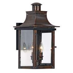 "Chalmers Collection 20 1/2"" High Outdoor Wall Light"