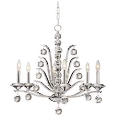 Kane Collection Six Light Chandelier