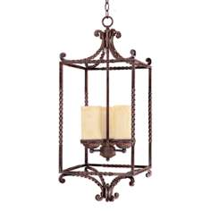 Highlands Collection 33 1/2 High Foyer Pendant Light