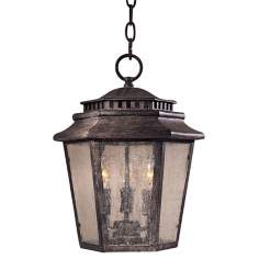 "Wickford Bay 14 1/4"" High Chain Outdoor Hanging Light"
