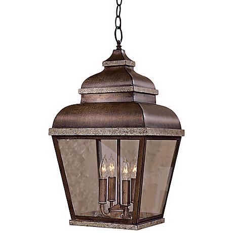 "Mossoro 22"" High Outdoor/Indoor Hanging Light"