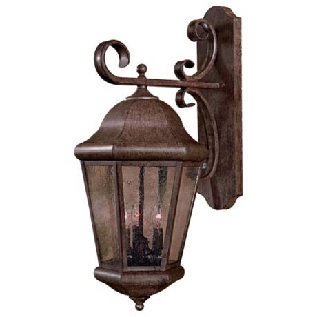 "Taylor Court Collection 28 3/4"" High Outdoor Wall Light"