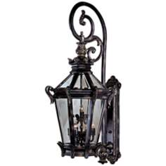 "Stratford Hall 63 1/4"" High Outdoor Wall Light"