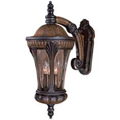 "Kent Place 27 1/2"" High Outdoor Wall Light"