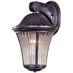 "Amarante Heritage 13 1/2"" High Outdoor Wall Light"