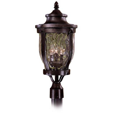 "Merrimack Collection 24"" High Outdoor Post Mount Light"