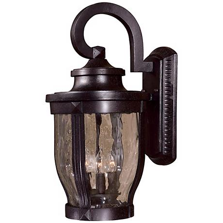 "Merrimack Collection Bronze 20"" High Outdoor Light"