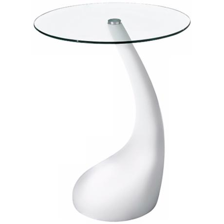 Jupiter Bistro Table White