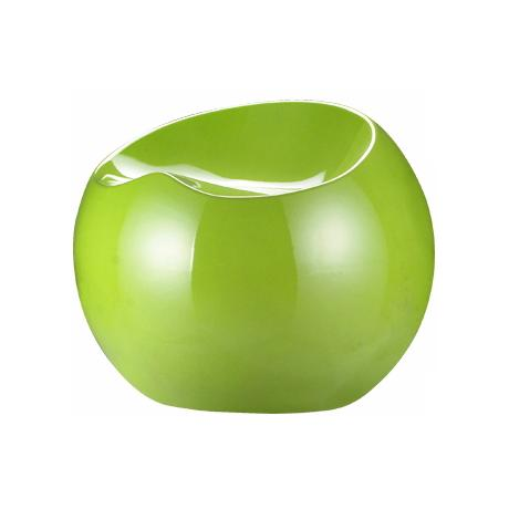 Zuo Drop Stool Collection Green Contemporary Chair