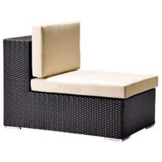 Zuo Modern Cartagena Outdoor Middle Chair