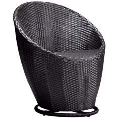 Zuo Cabo Outdoor Swivel Chair
