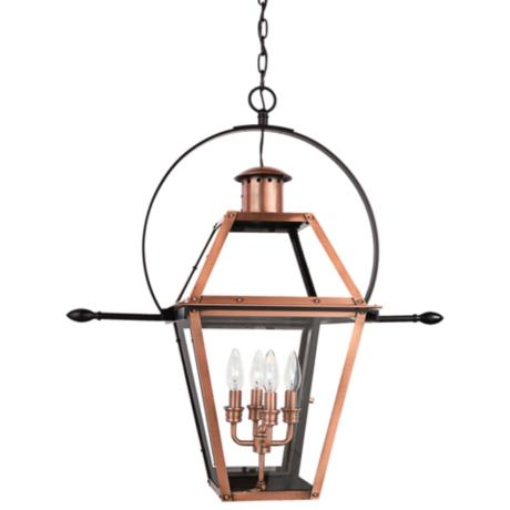 "Rue de Royal 29 1/2"" High Outdoor Hanging Light"