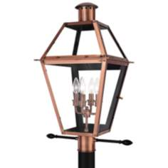"Rue de Royal 26 "" High Outdoor Post Light"