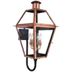 "Rue de Royal 29"" High Outdoor Wall Light"