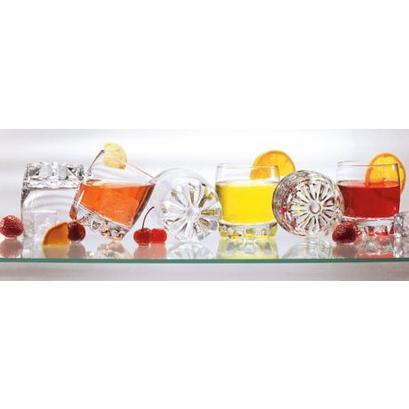 Montego Collection Set of Six Old-Fashioned Glasses