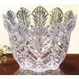 "Portico 9"" High Crystal Bowl"