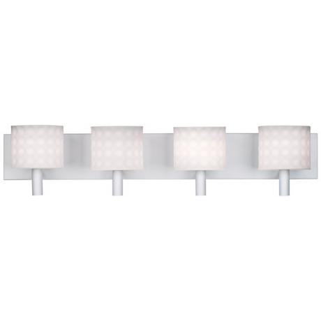 "Forecast Fore Collection 31"" Wide Bathroom Light Fixture"