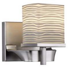 "Forecast Isobar Collection 6 1/2"" High Wall Sconce"