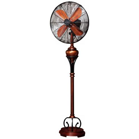 "Byzantine 57 1/2"" High Floor Standing Fan"