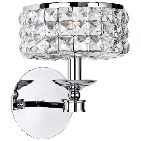 Chelsea Collection Crystal Wall Sconce - #G6298 | LampsPlus.