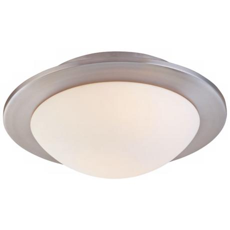 "Sonneman Discus 17"" Surface Ceiling Light Fixture"